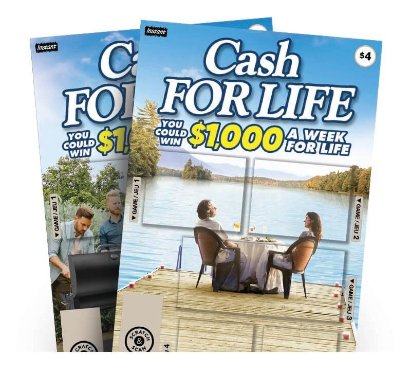 Cash for Life 1176 tickets