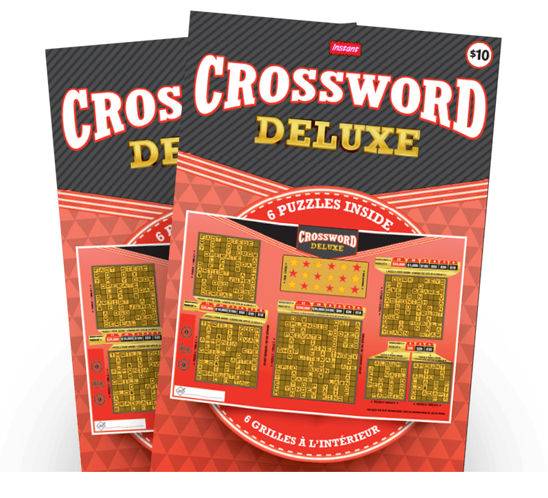 Deux billets Crossword Deluxe 2232