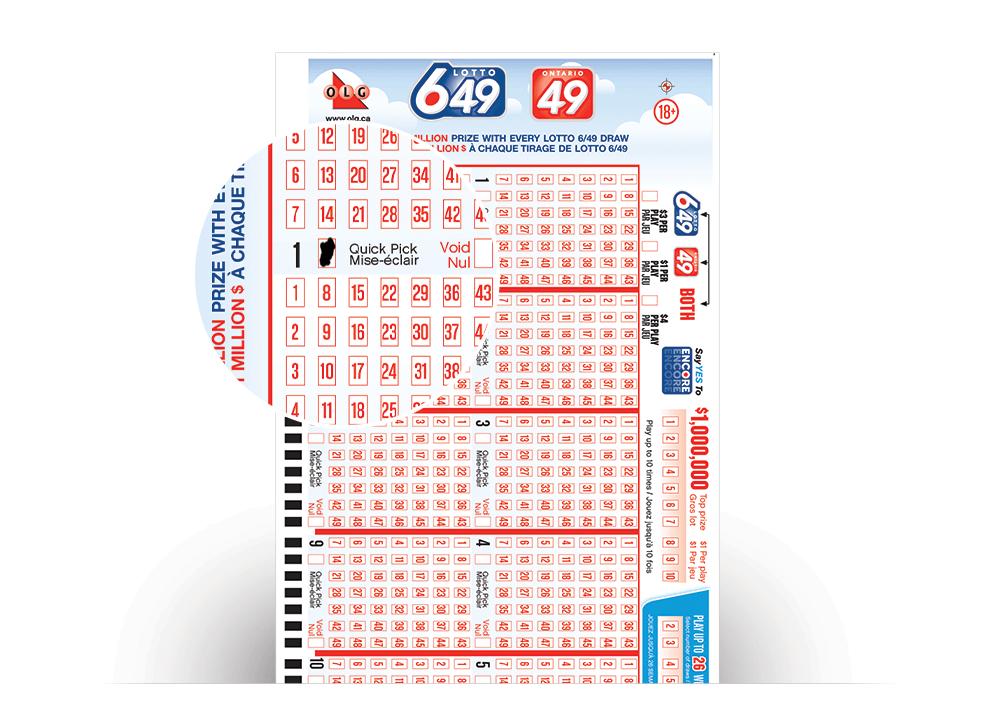 Lotto 649 Bonus Number Rules